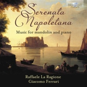 Serenata Napoletana -Music for mandolin and piano