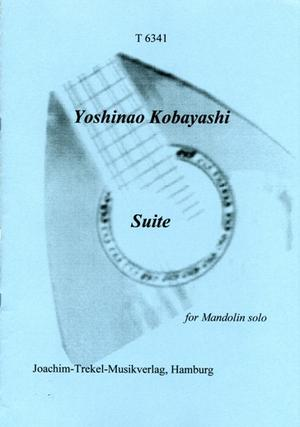 小林由直「Suite for mandolin solo」